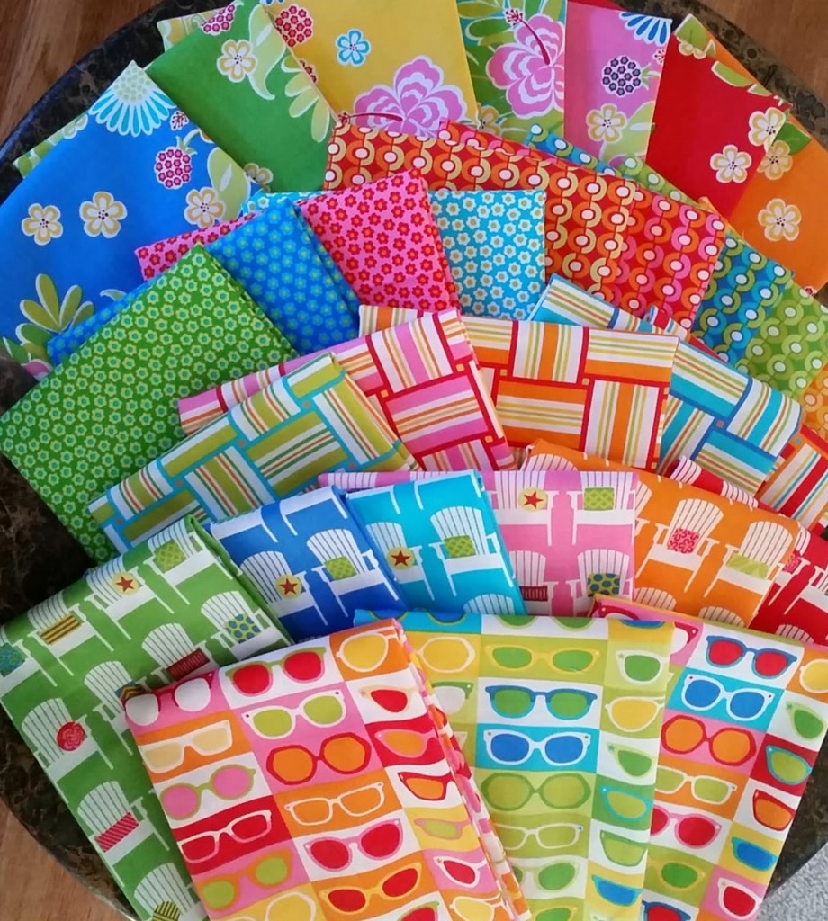 sanibel fabric line